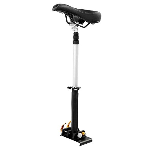Patinetes eléctricos smartgyro-xtreme-seat-black-asiento-para-patn-compatible-con-xtreme-y