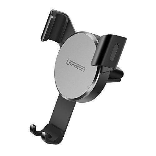 Accesorios para móviles ugreen-soporte-mvil-coche-de-gravedad-soporte-mvil-para-rejilla-del-aire