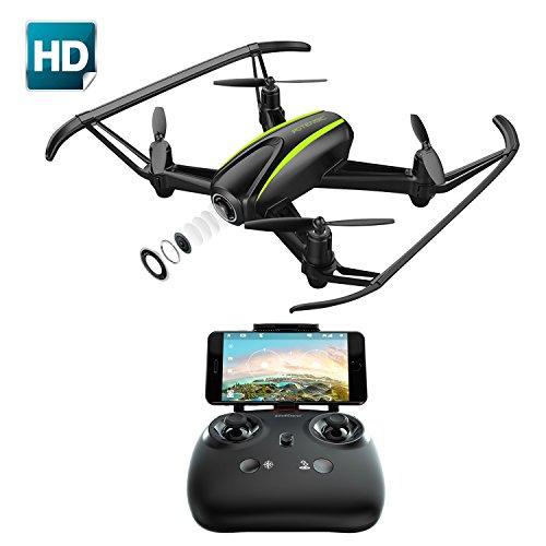 Inicio drone-con-cmara-720p-hd-potensic-rc-quadcopter-rtf-altitude-hold-avin-con