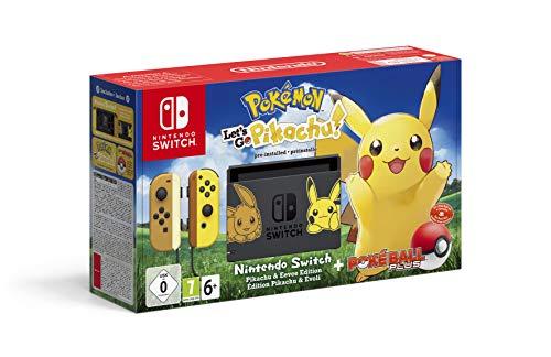 Inicio nintendo-switch-consola-edicin-pokmon-lets-go-pikachu-preinstalado-